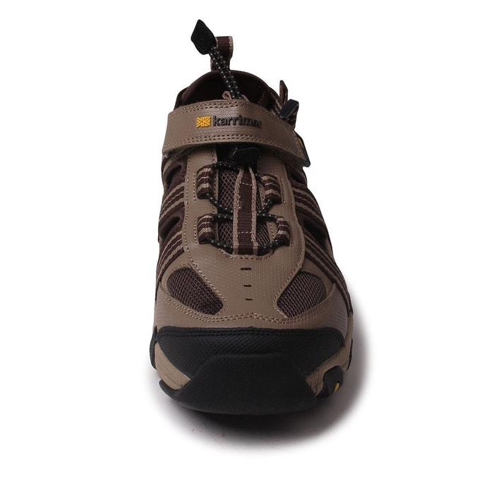 Sandale de sport randonnée beige Karrimor