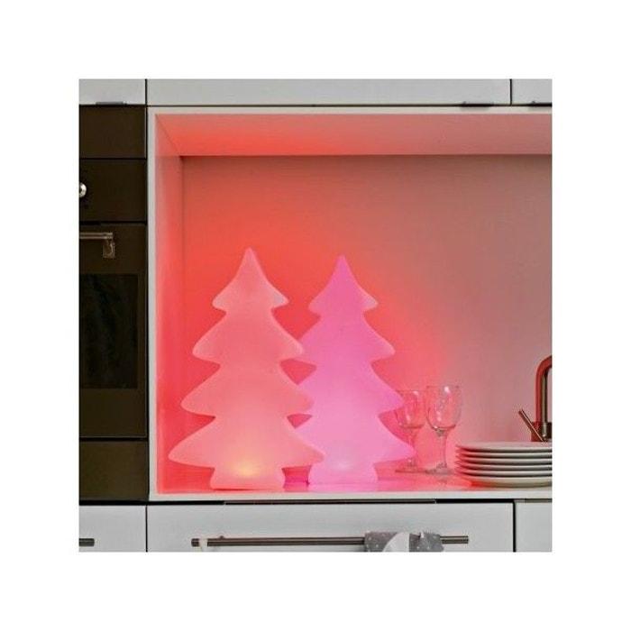 arbre lumineux 40 cm led multicolore d 39 int rieur couleur unique fleur d 39 ami la redoute. Black Bedroom Furniture Sets. Home Design Ideas