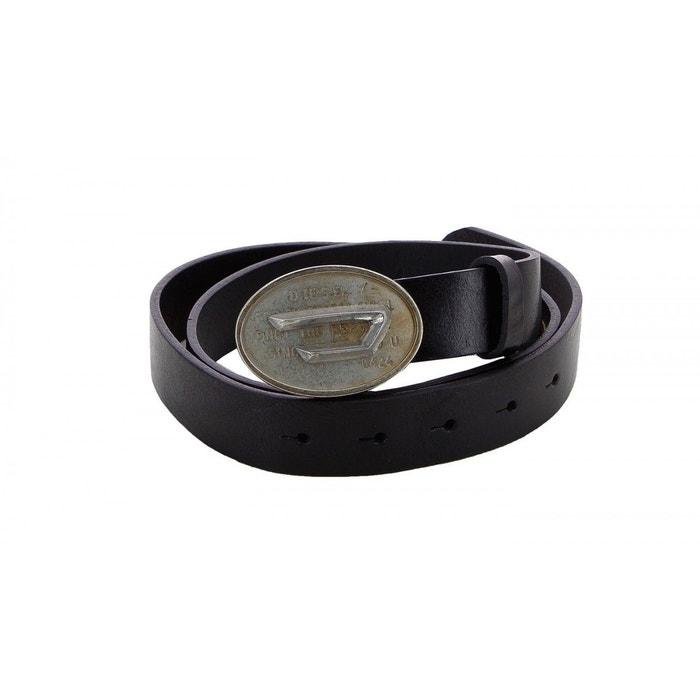 Ceinture bskei en cuir (noir) noir Diesel | La Redoute Réduction Nouvelle Arrivée y28mZ1IbAI