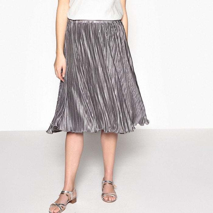 Mini jupe plissée bicolore - - Small Originale Pas Cher En Ligne Authentique En Ligne sne1Cy