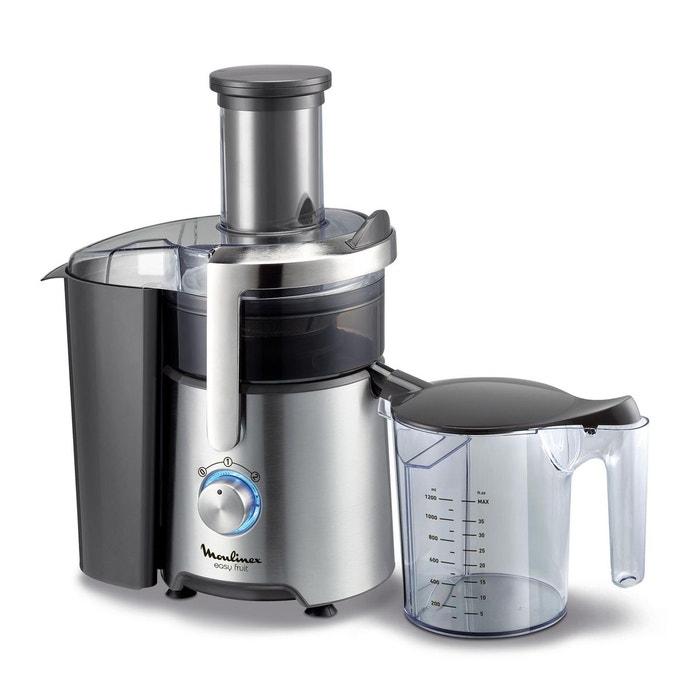 centrifugeuse easy fruit metal ju610d10 inox moulinex la redoute. Black Bedroom Furniture Sets. Home Design Ideas