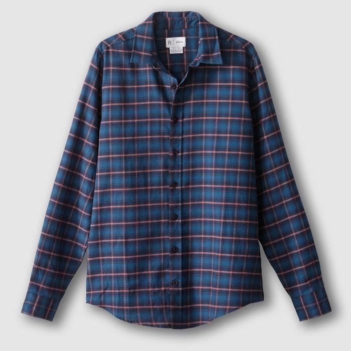 фото Рубашка прямого покроя с длинными рукавами, 100% хлопок R édition