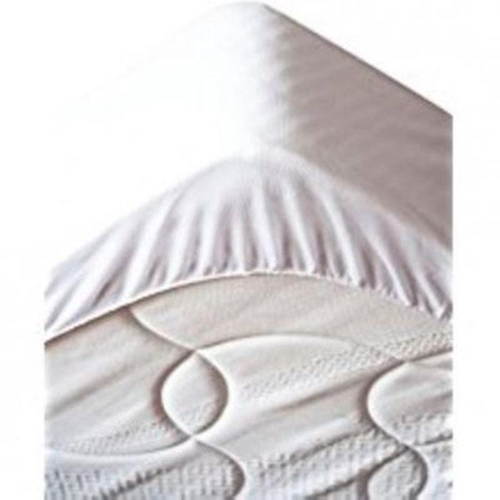 prot ge matelas avec pvc blanc home maison la redoute. Black Bedroom Furniture Sets. Home Design Ideas