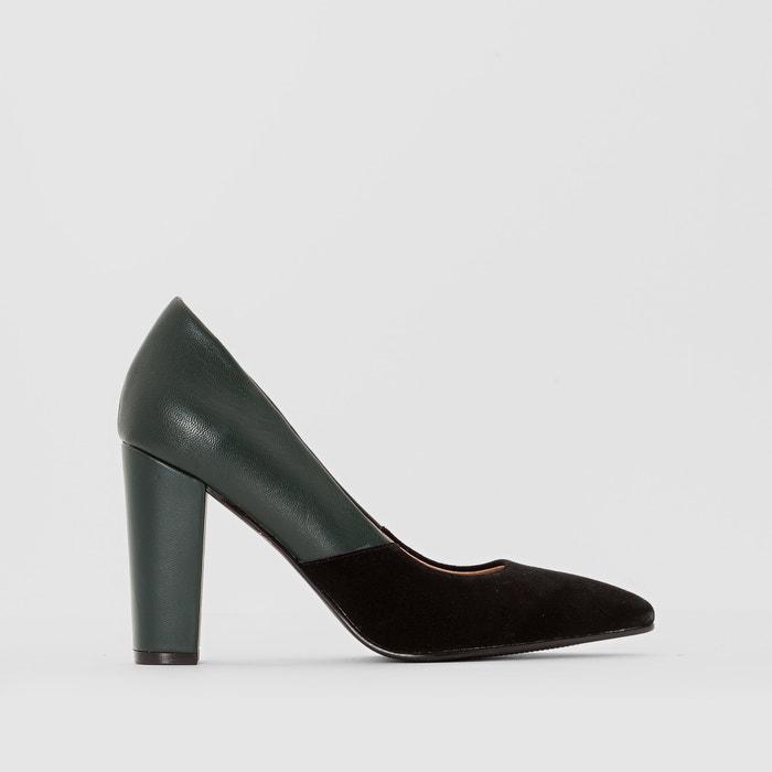Bicolore Collections La tac Zapatos con Redoute 243;n piel de pgn8w7Zgq