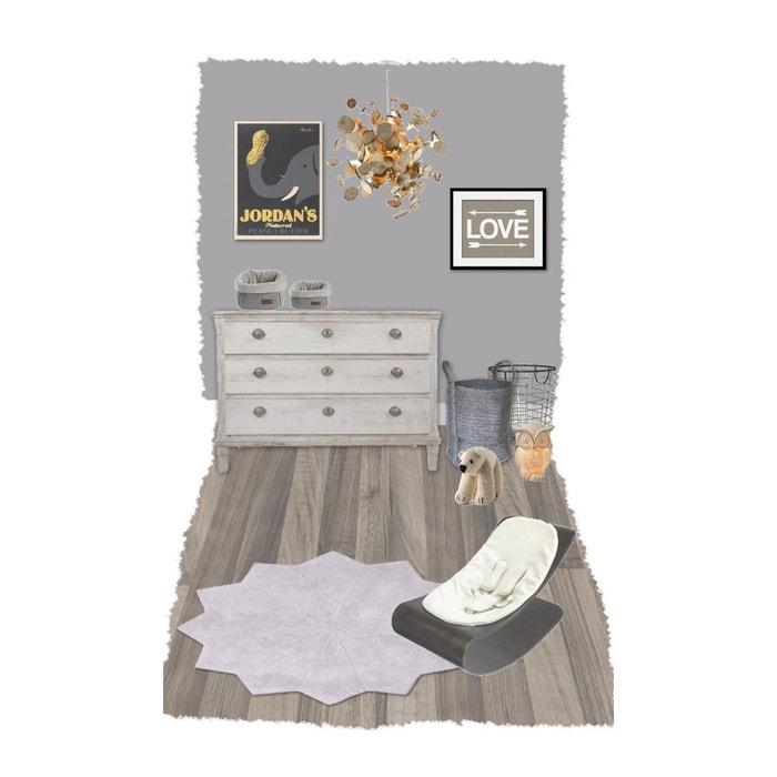 lolypop gris chambre b b par nattiot gris nattiot la redoute. Black Bedroom Furniture Sets. Home Design Ideas