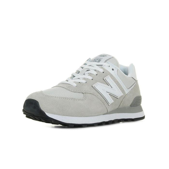 Baskets ml574 egw  blanc/beige New Balance  La Redoute