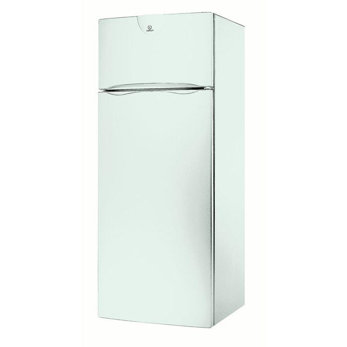 Réfrigérateur Portes Indesit Taav Blanc Indesit La Redoute - Frigo 2 portes