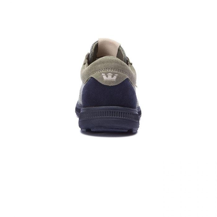 Chaussures hammer run olive/black vert Supra
