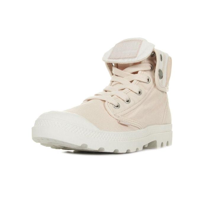 Boots US PALLADIUM Whisper Baggy Pink femme PTUwqU0