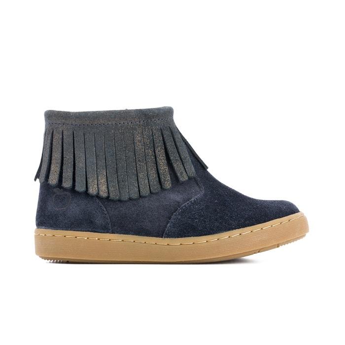 afbeelding Leren boots met franjes PLAY FRINGE HAVAIANAS
