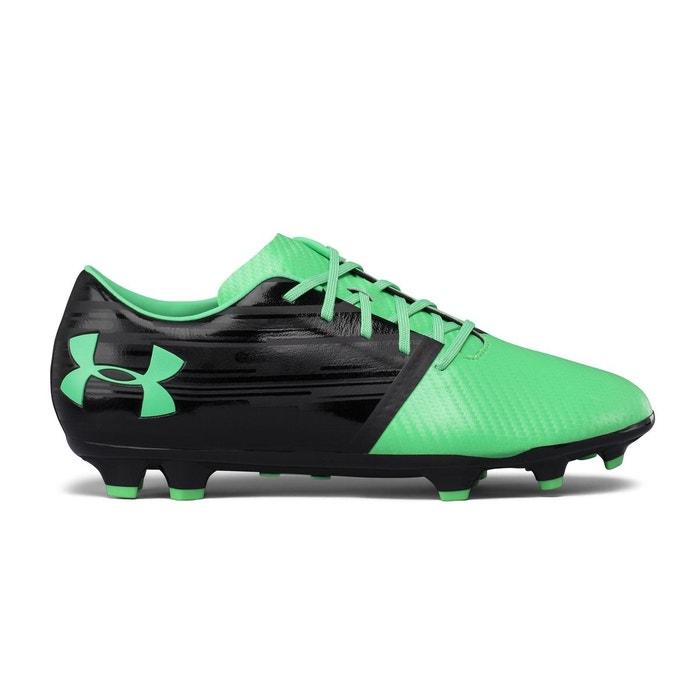 reputable site fb259 1ca49 Chaussures football under armour spotlight fg vert  vert Under Armour   La  Redoute