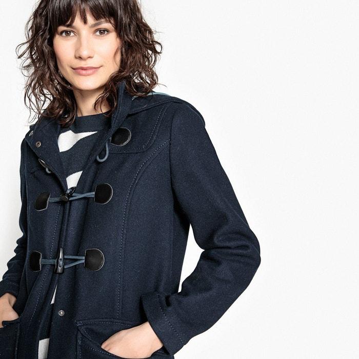 Bien-aimé Duffle-coat long à capuche 50% laine La Redoute Collections | La  VG72