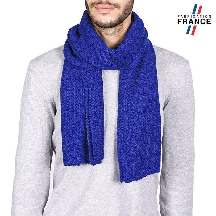 Echarpe Homme SOLAS Bleue
