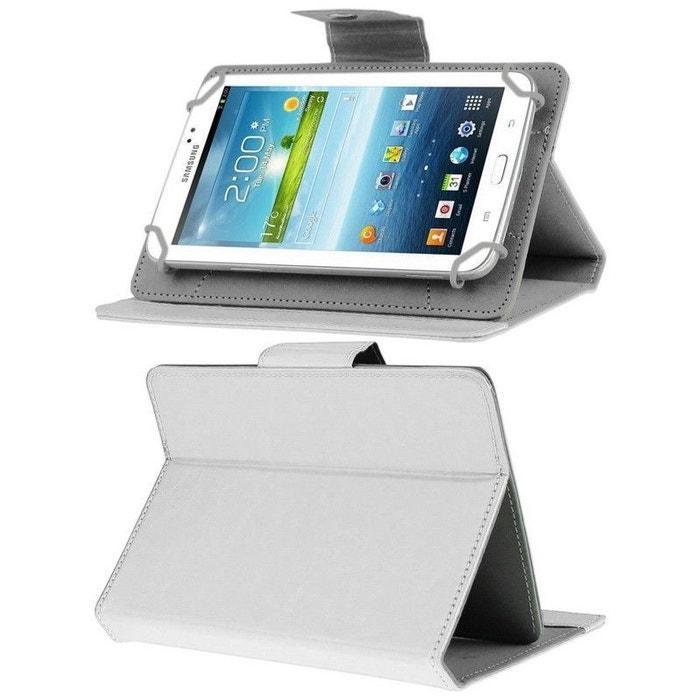 housse universelle tablette tactile 7 pouces support. Black Bedroom Furniture Sets. Home Design Ideas