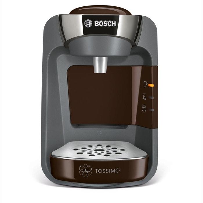 cafeti re multi boissons suny tas3207 marron tassimo la. Black Bedroom Furniture Sets. Home Design Ideas