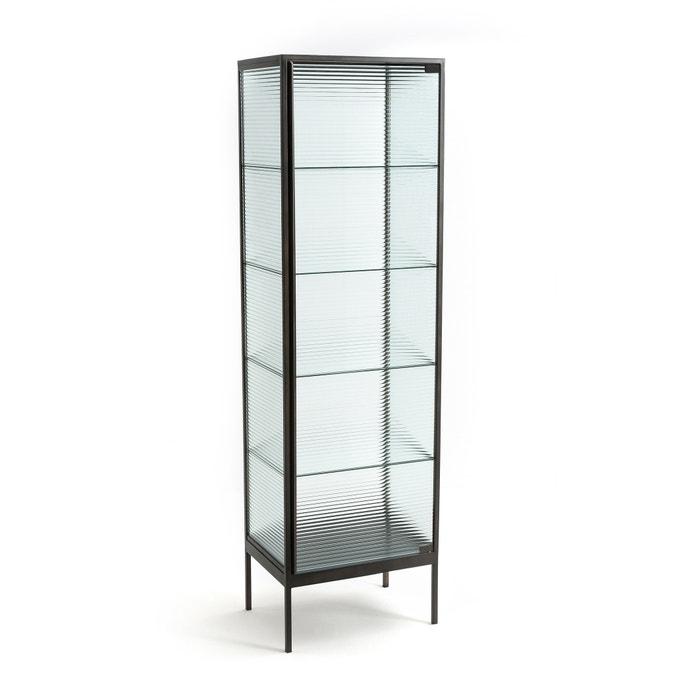 Cristaleira em metal e vidro, Mambo  AM.PM. image 0