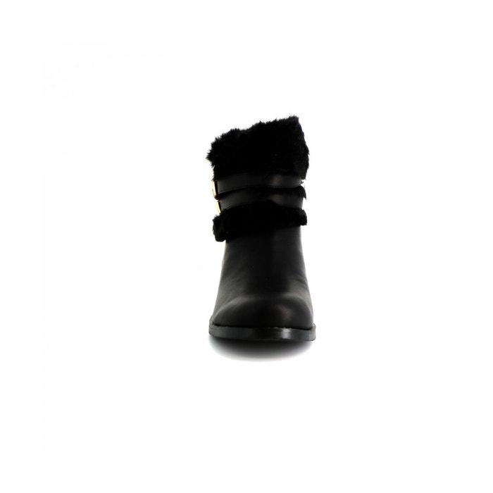 Bottine chelsea winch noir Cassis Cote Dazur
