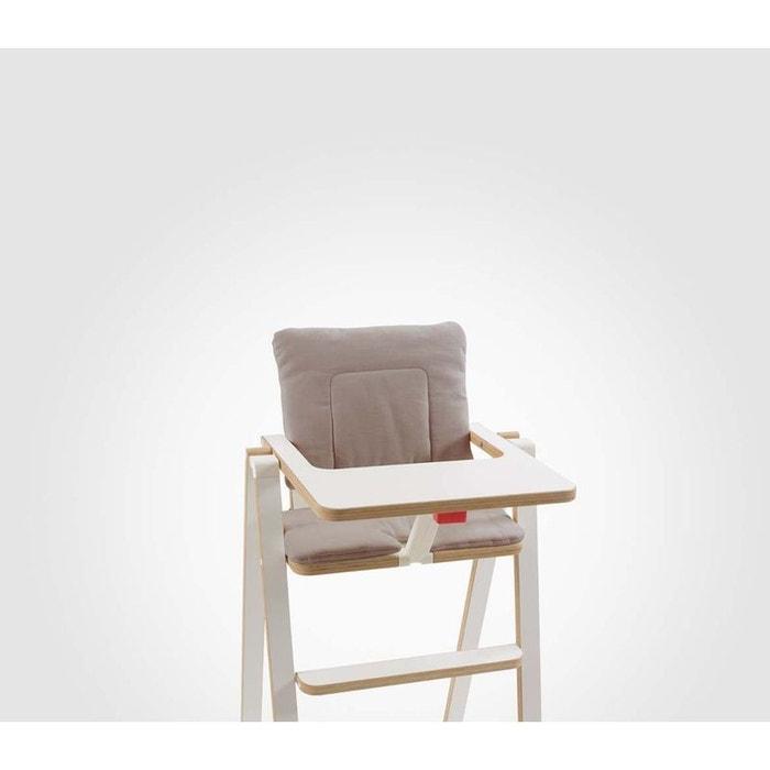 coussin r ducteur chaise haute supaflat little koala beige supaflat la redoute. Black Bedroom Furniture Sets. Home Design Ideas