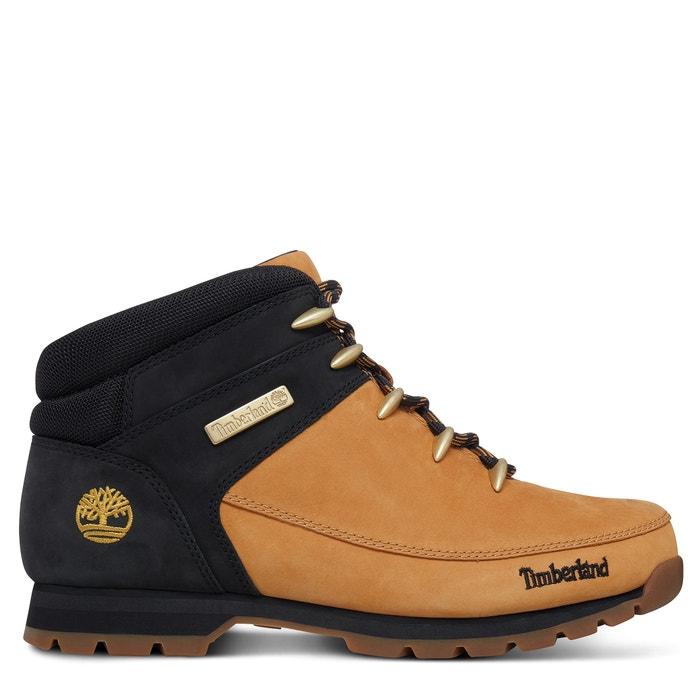 Image Boots cuir Euro Sprint CA1NHJ TIMBERLAND