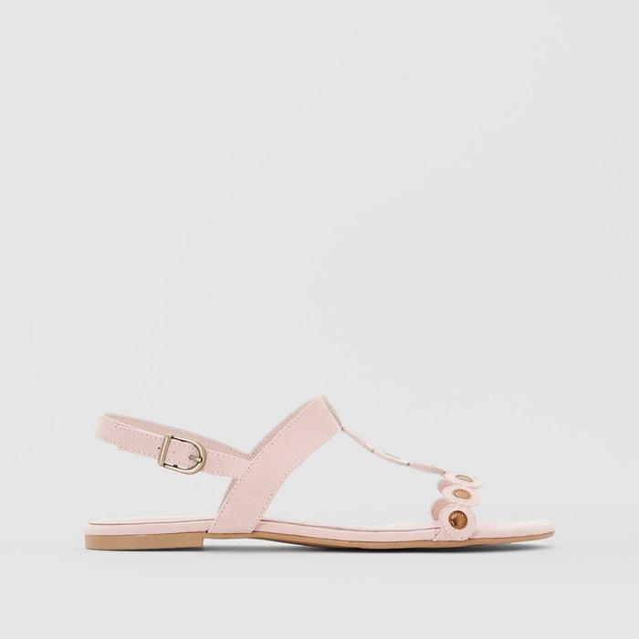 afbeelding Platte sandalen met juweel detail MADEMOISELLE R