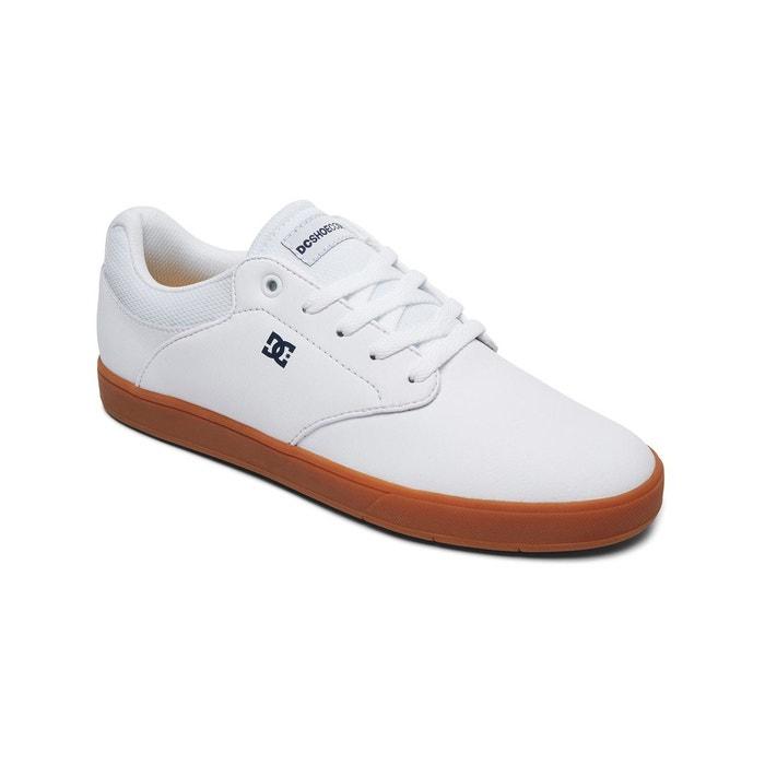 Chaussure visalia blanc Dc Shoes