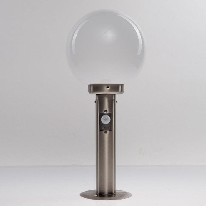 vedran luminaire pour socle d tecteur de mouvement inox blanc opale lampenwelt la redoute. Black Bedroom Furniture Sets. Home Design Ideas