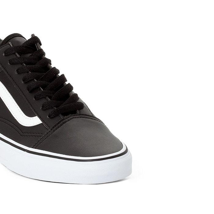 Baskets ua old skool noir/blanc Vans