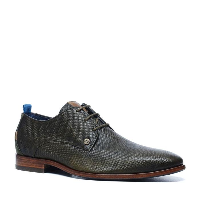 Chaussures élégantes vert Sacha