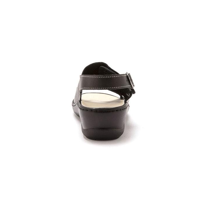 Sandales à aérosemelle® et galbe anatomique Pediconfort