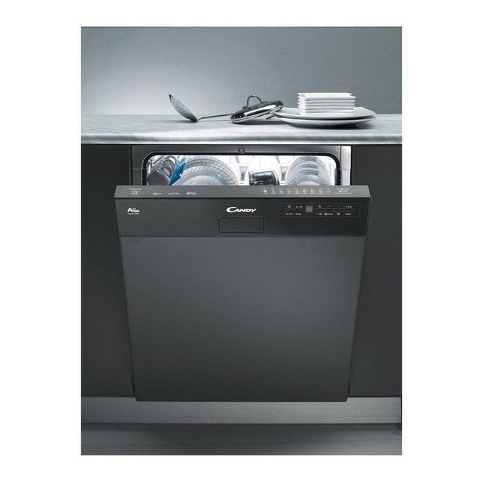 Lave vaisselle int grable candy cds2d35b noir candy la redoute - La redoute lave vaisselle ...
