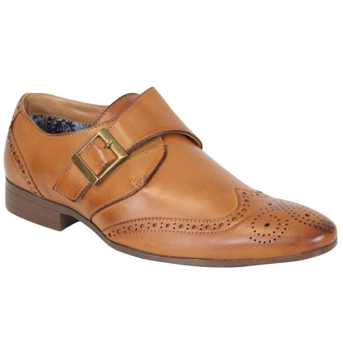 Chaussures elo507 marron Kebello