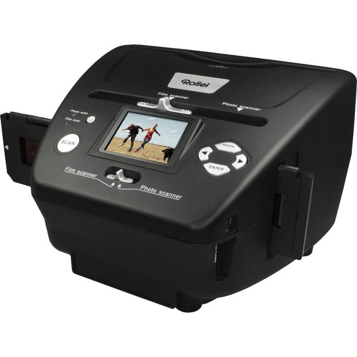 scanner pour diapositives rollei pdf s240 se rollei la redoute. Black Bedroom Furniture Sets. Home Design Ideas