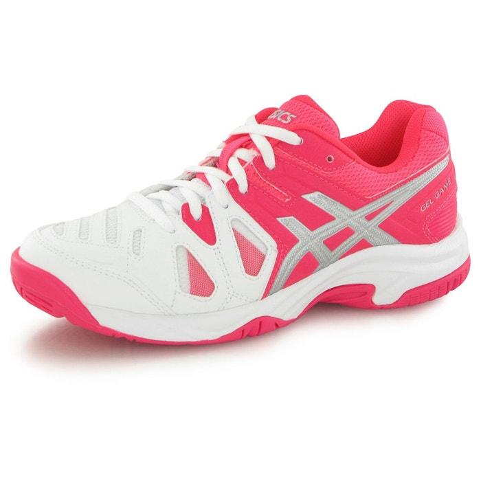 chaussure asics rose