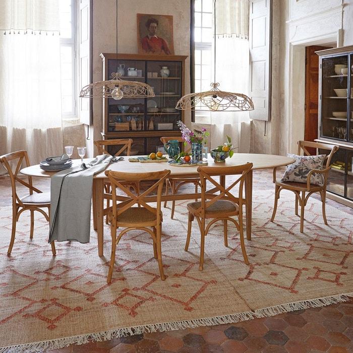 Superieur Table à Allonges Chêne Massif Tadame Table à Allonges Chêne Massif Tadame  AM.PM