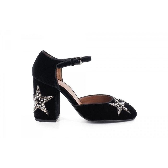 Sandales-lola cruz noir Lola Cruz