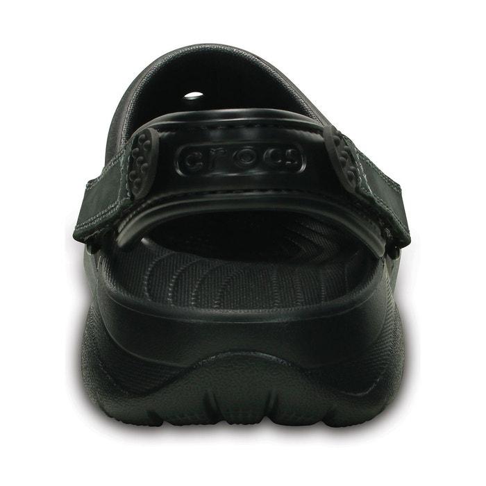 Swiftwater - sandales homme - noir noir Crocs