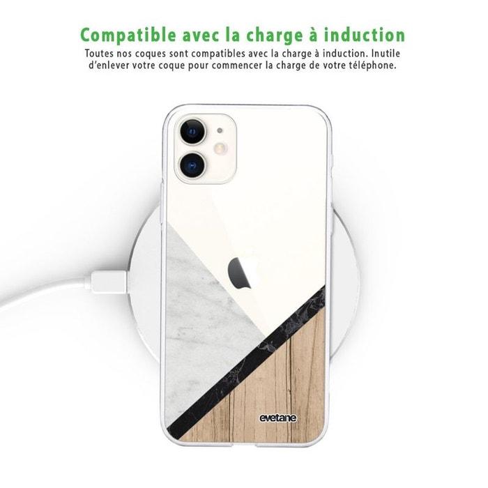 Coque iPhone 11 360 intégrale avant arrière transparente