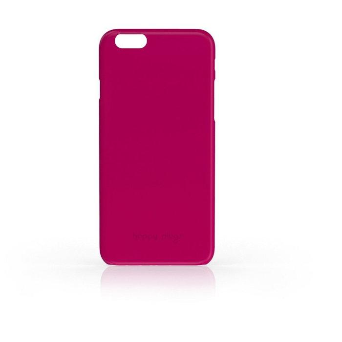 coque iphone 6 rouge cerise