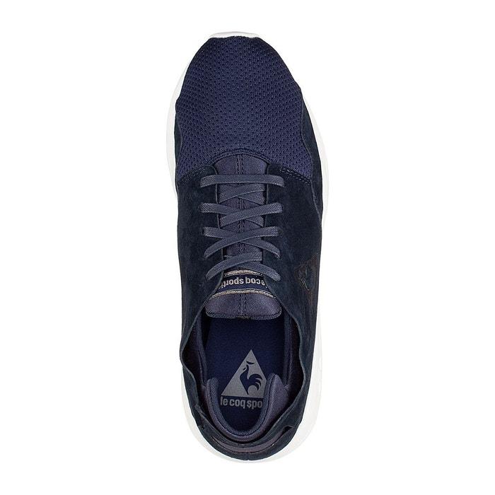 Baskets lcs r pure mono luxe bleu Le Coq Sportif