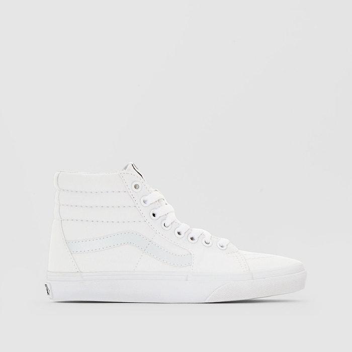 Baskets montantes sk8 hi blanc Vans