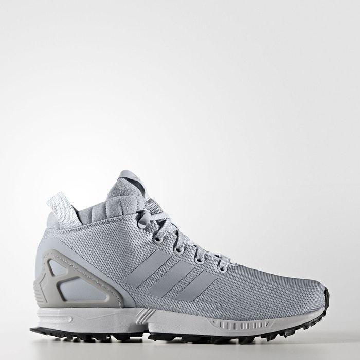 Chaussure zx flux 5/8 tr gris Adidas Originals