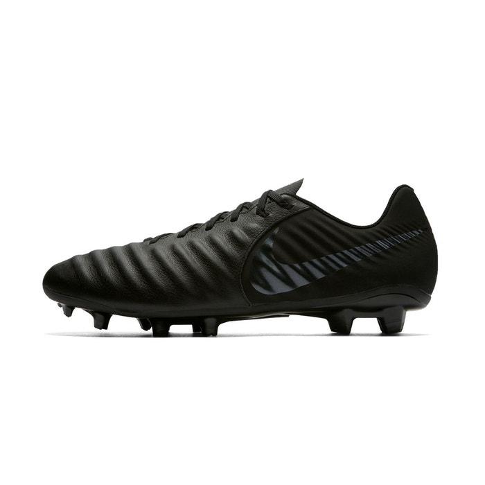 Chaussures football nike tiempo legend vii academy mg noir noir Nike