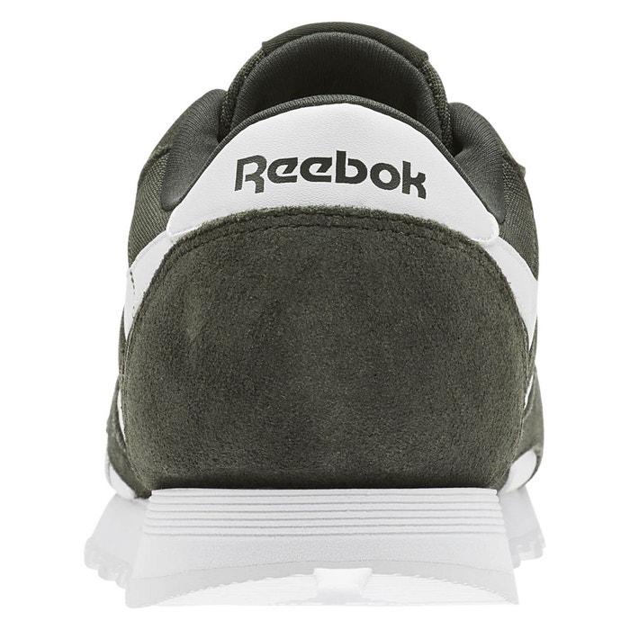 Classic nylon - grade school vert Reebok Classics   La Redoute 003a36b8c505