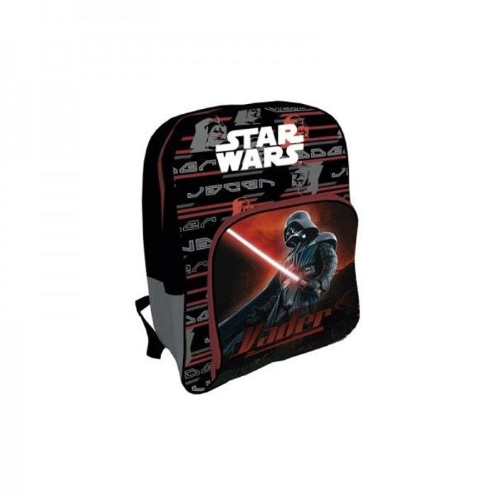 c2fc4b9941 Star wars - sac à dos cartable scolaire 42 cm multicolore Star Wars | La  Redoute