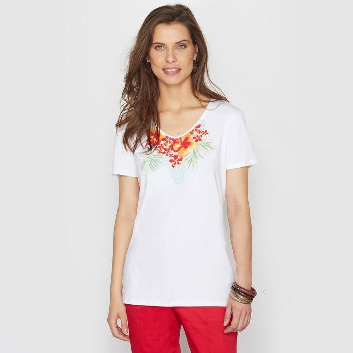 Imagen de Camiseta estampada ANNE WEYBURN