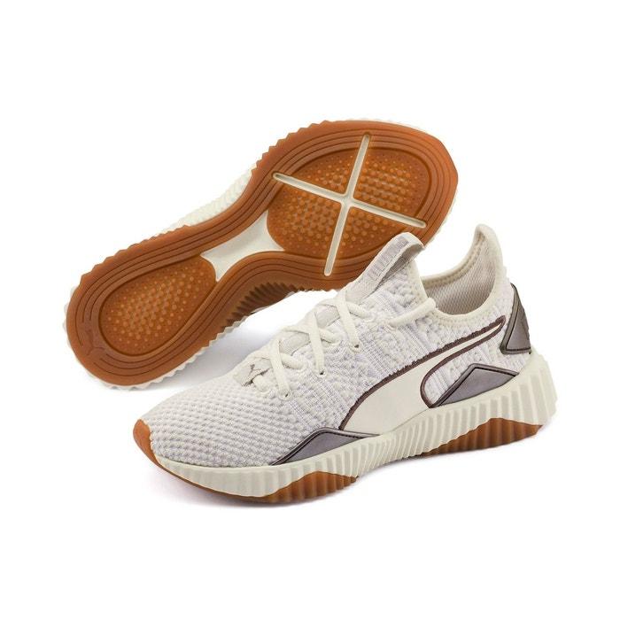 Basket defy luxe pour femme Puma   La Redoute 8e141ed34818