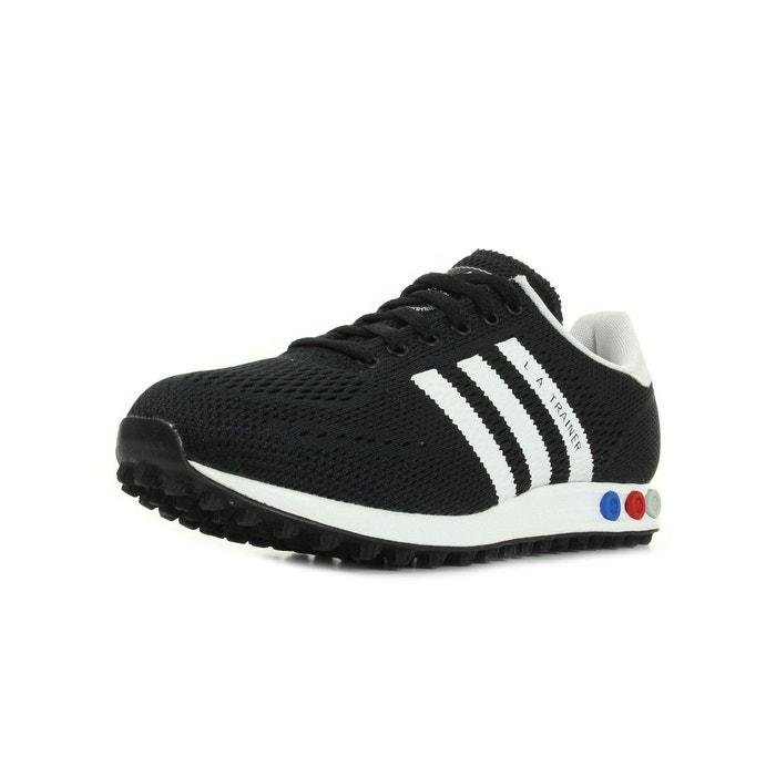 La trainer em  noir/blanc Adidas  La Redoute