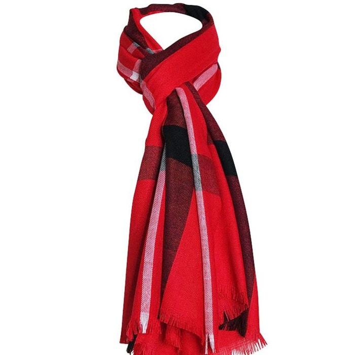 Echarpe et e rouge Chapeau-Tendance   La Redoute b967cf27d31