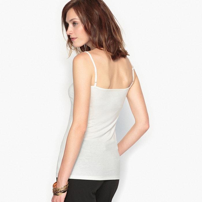 suave Camiseta mangas de ANNE sin confortable y WEYBURN guipur WgYPxqAaw
