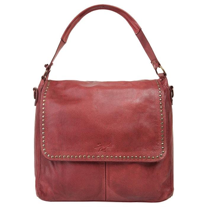 Sac shopping. rouge Samantha Look | La Redoute